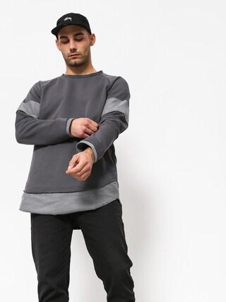 Majesty Crow Sweatshirt (grey)