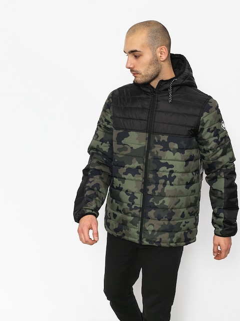 Element Alder Puff Tw Jacket (bark camo)