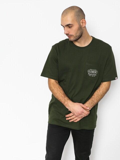 Element Station Pocket T-shirt