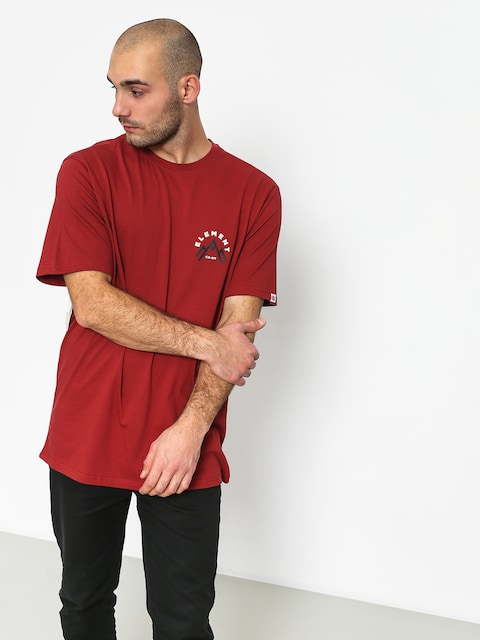 Element Bow T-shirt (brick red)