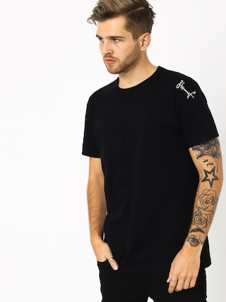 Stoprocent Tms Small Tag T-shirt (black)