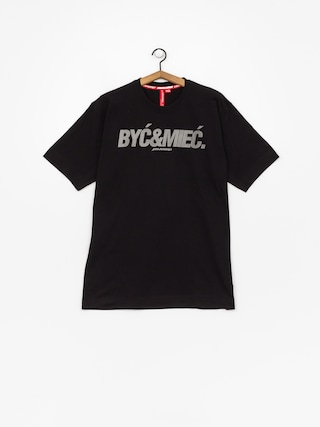 Stoprocent Tm Być T-shirt (black)