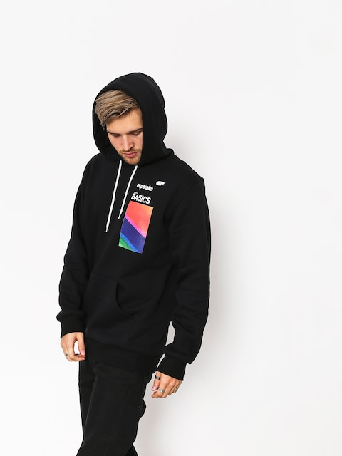 El Polako Fullcolor HD Hoodie (black)