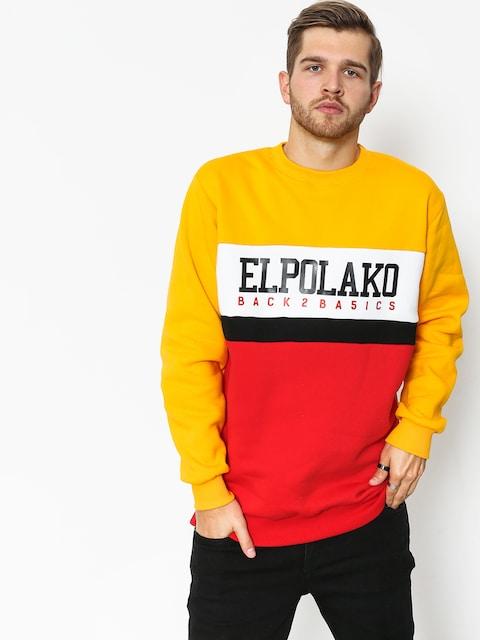 El Polako School Sweatshirt (yellow)
