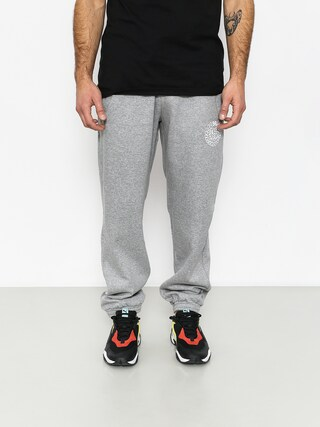 MassDnm Base Regular Fit Pants (light heather grey)
