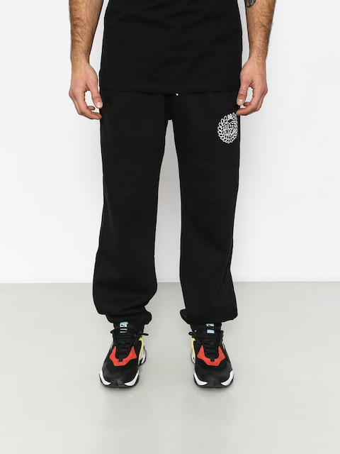 MassDnm Base Regular Fit Pants (black)