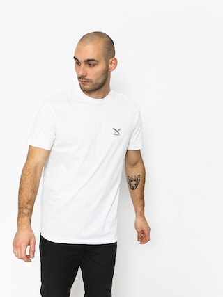 Iriedaily Chestflag T-shirt (white)