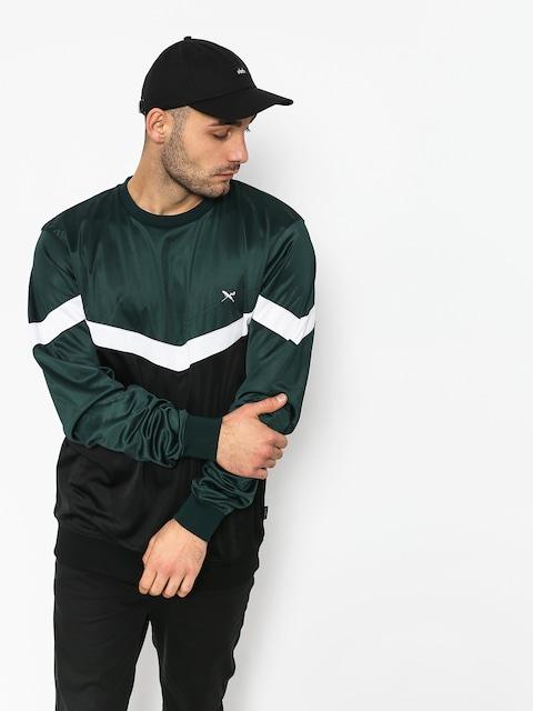Iriedaily Block Steady Sweatshirt (hunter)