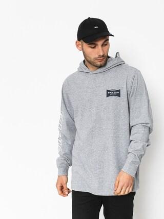 Brixton Ramsey Sv II HD Hoodie (heather grey)