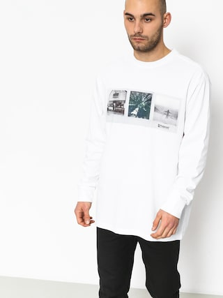 Element Brandon Westgate Longsleeve (optic white)