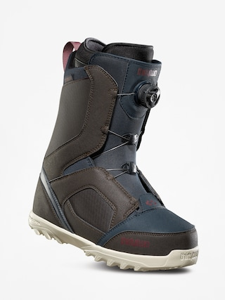 ThirtyTwo Stw Boa Snowboard boots (brown/navy)