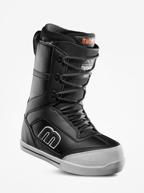 ThirtyTwo Lo Cut Snowboard boots (black/white)