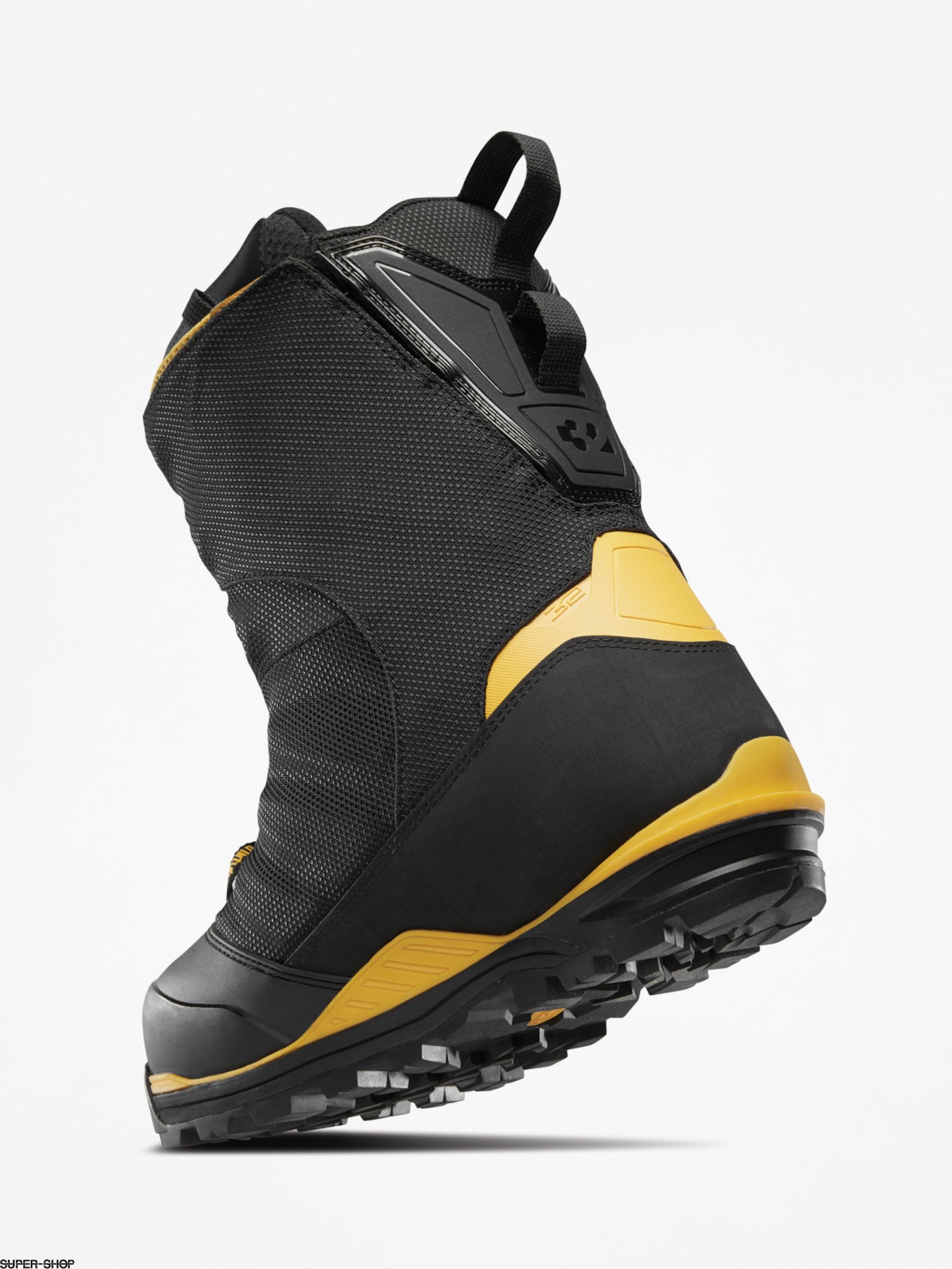 ThirtyTwo Jones Mtb Snowboard boots (black yellow) 529960a94