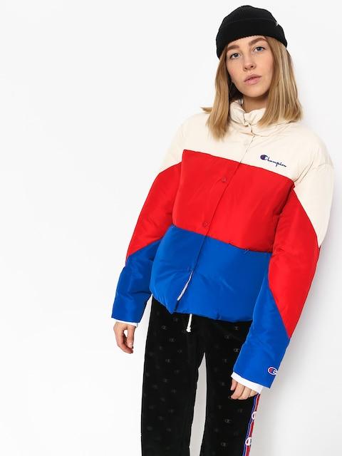 Champion Jacket Jacket Wmn (sns/red/bai)