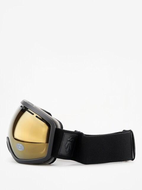 Majesty One 11 Goggles (matt black/bronze topaz/clear citrine)