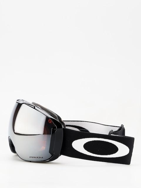 Oakley Airbrake XL Goggles (jet black/prizm black iridium & prizm rose)
