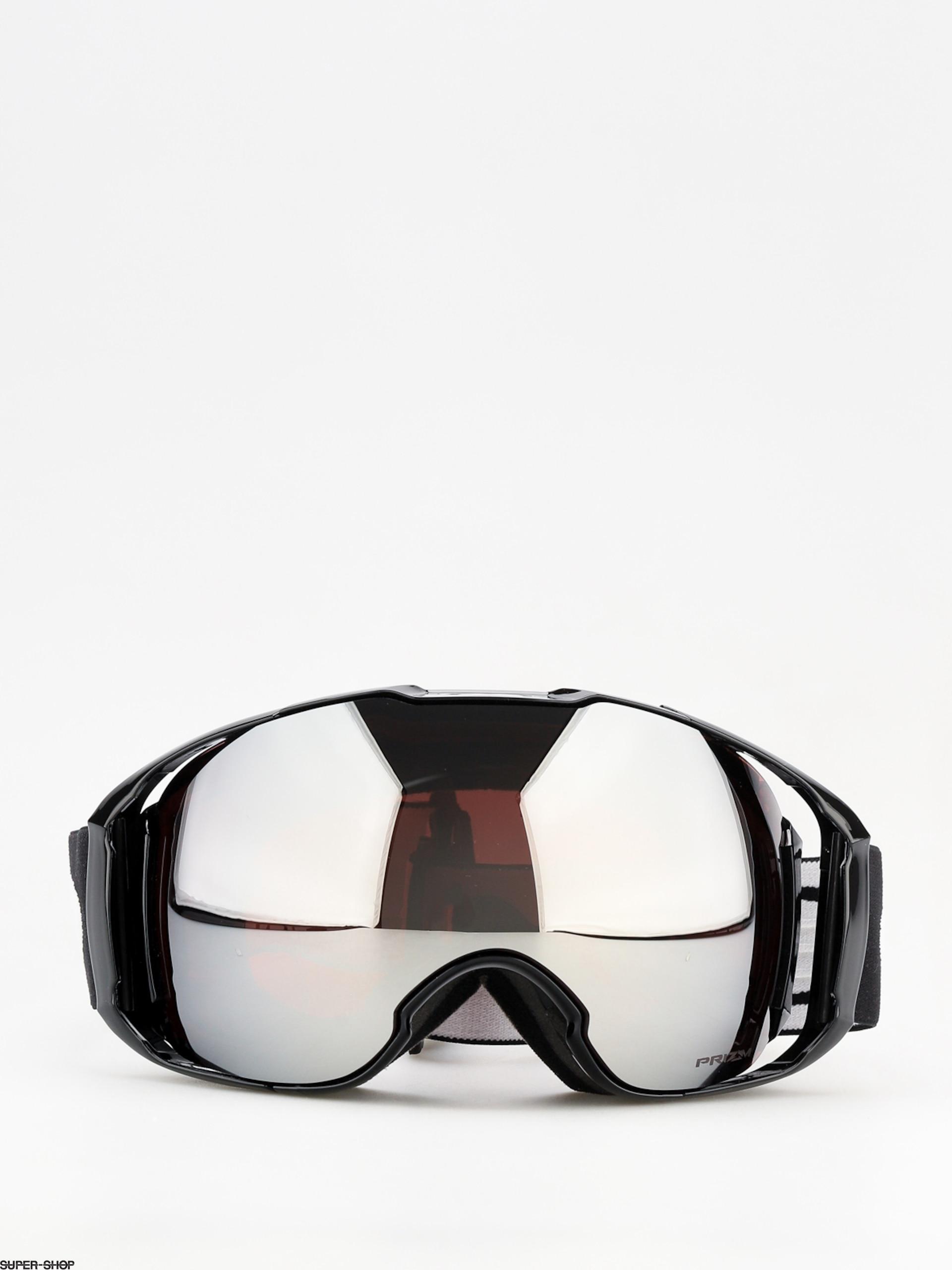 344c117c13c Oakley Airbrake XL Goggles (jet black prizm black iridium   prizm rose)