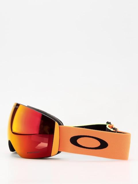 Oakley Flight Deck Goggles (2018 team oakley/prizm snow torch iridium)