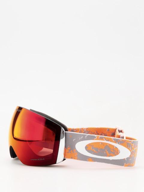Oakley Flight Deck Goggles (arctic fracture orange/prizm snow torch iridium)