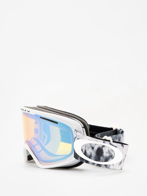 Oakley O Frame 2 0 Xm Goggles (tranquil flurry sharkskin/hi yellow iridium)