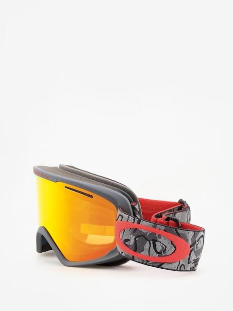 Oakley O Frame 2 0 Xm Goggles (camo vine night/fire iridium)