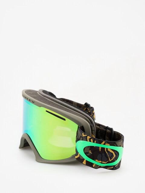 Oakley O Frame 2 0 Xl Goggles (camo vine jungle/jade iridium)