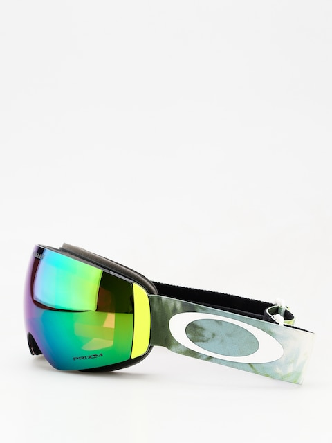 Oakley Flight Deck Xm Goggles (tranquil flurry retina/prizm snow jade iridium)