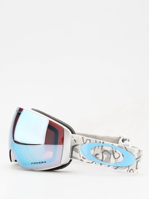 Oakley Flight Deck Xm Goggles (camo vine snow/prizm snow sapphire iridium)