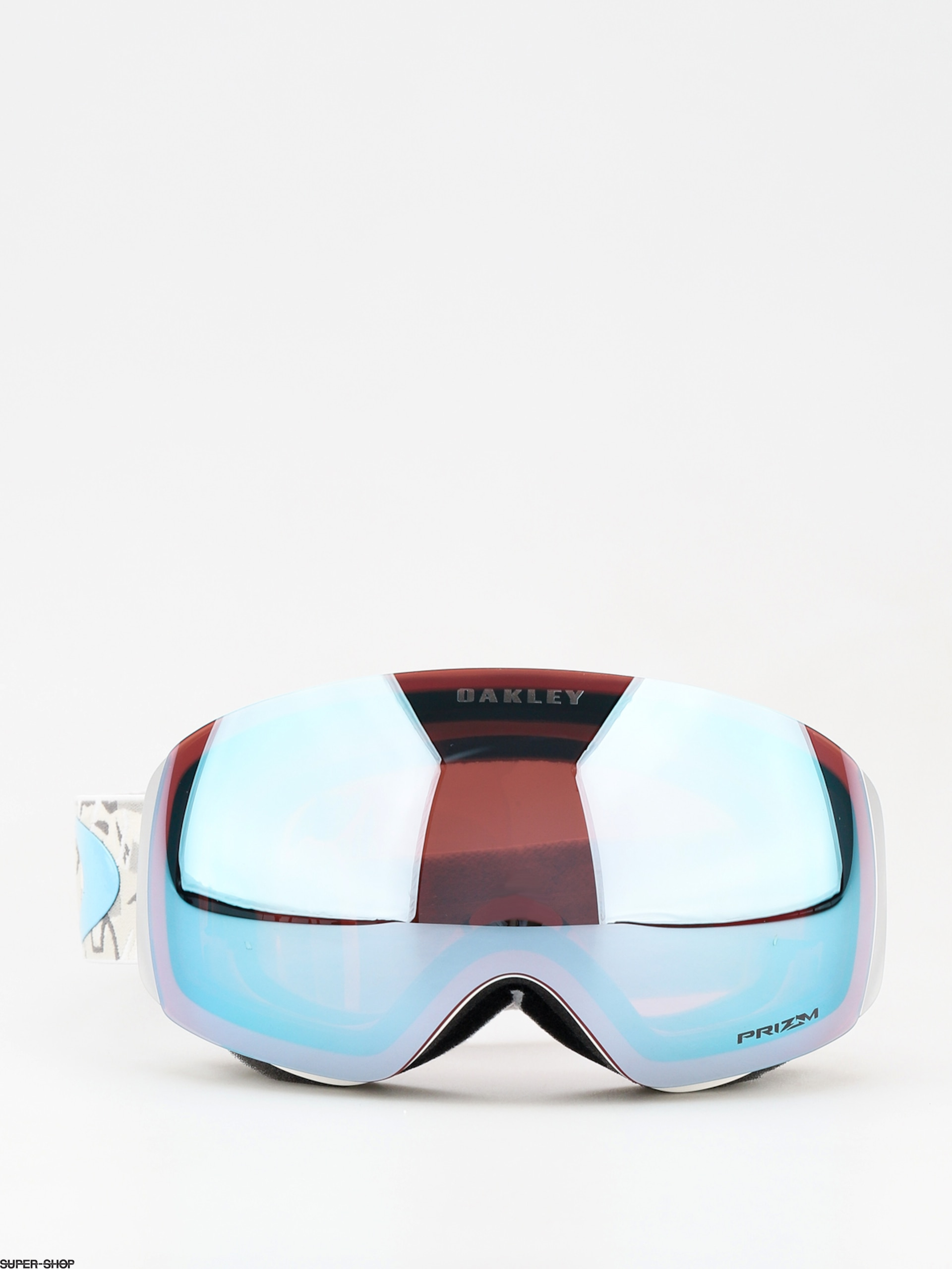 2e041171b53 Oakley Flight Deck Xm Goggles (camo vine snow prizm snow sapphire iridium)