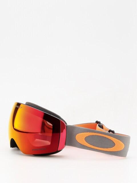 Oakley Flight Deck Xm Goggles (dark brush orange/prizm snow torch iridium)