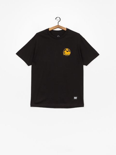 Grizzly Griptape Everest Tee T-shirt (black)