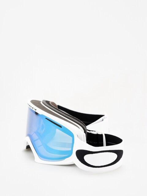 Oakley O Frame 2 0 Xl Goggles (matte white/violet iridium)