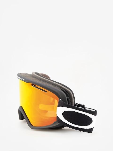 Oakley O Frame 2 0 Xm Goggles (matte black/fire iridium)