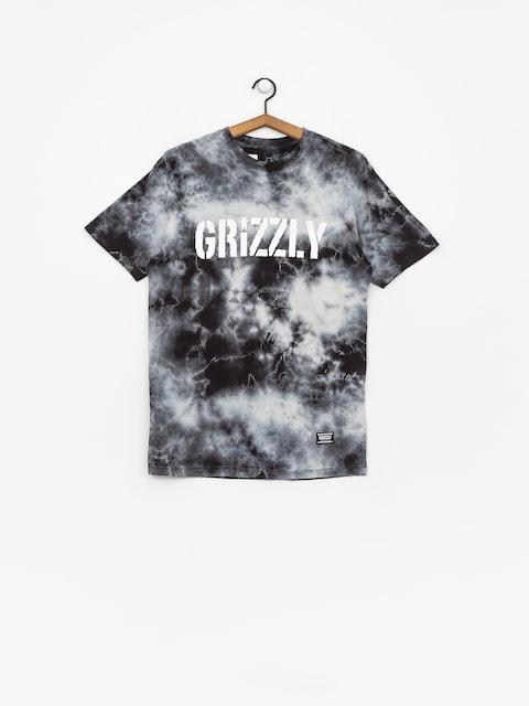 Grizzly Griptape Storm Front Tie-Dye T-shirt (tie dye)