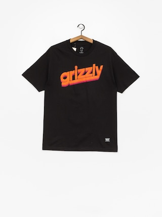 Grizzly Griptape Fast Times T-shirt (black)