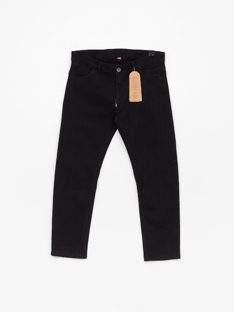 Stoprocent Skull Regular Slim Pants (black)