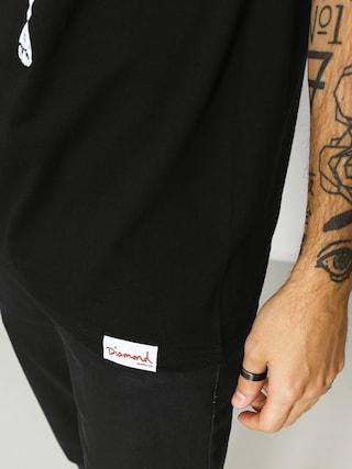Diamond Supply Co. Bombay T-shirt (black/white)