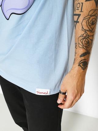 Diamond Supply Co. Blow Me T-shirt (powder blue)
