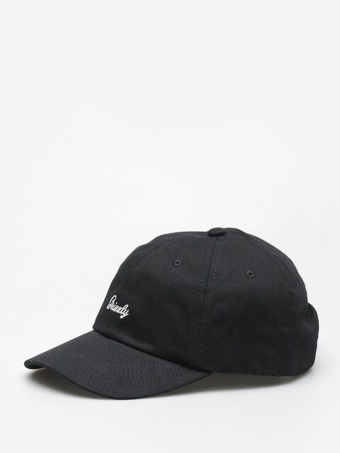 Grizzly Griptape Cap Late To The Game ZD (black/white)