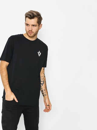 Volcom Cut Out Bsc T-Shirt (blk)