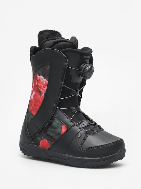 Ride Snowboard boots Sage Wmn (black rose)