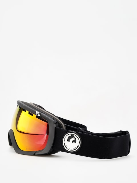Dragon Goggles Rogue (black/lumalens red ion/l rose)