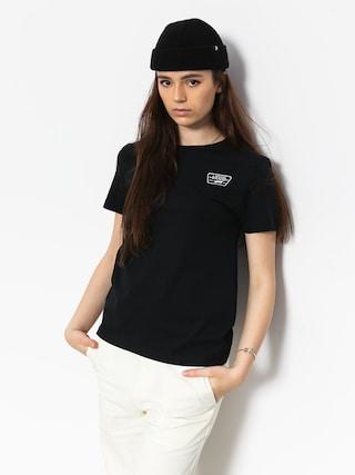 Vans T-shirt Full Patch Wmn (black)