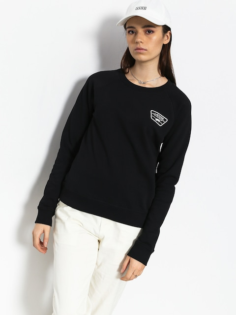 Vans Sweatshirt Full Patch Raglan Wmn