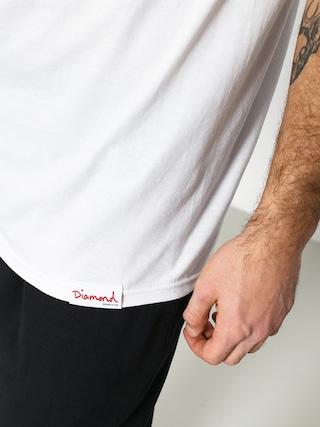 Diamond Supply Co. Screwed Up T-shirt (white)