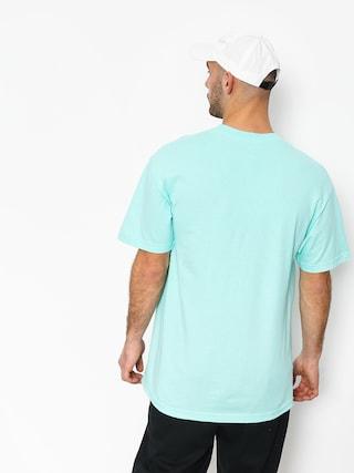 Diamond Supply Co. Screwed Up T-shirt (diamond blue)