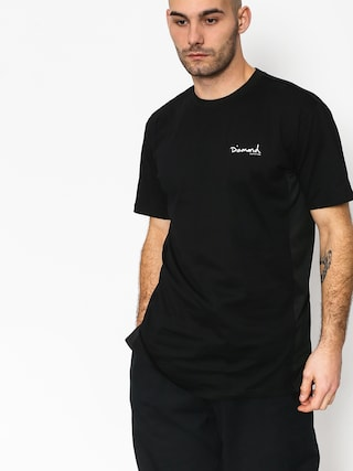 Diamond Supply Co. Micro Og Script T-shirt (black)