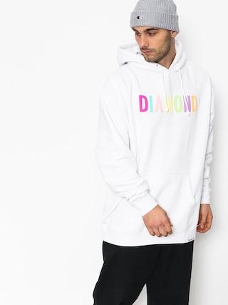 Diamond Supply Co. Colour Pop HD Hoodie (white)