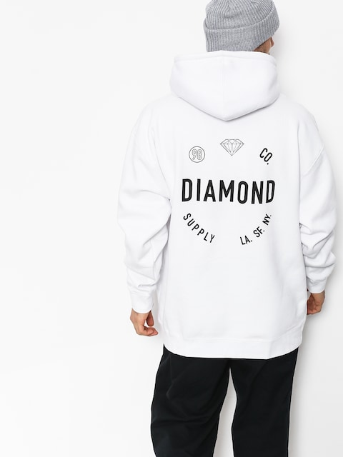 Diamond Supply Co. Dialed Skate HD Hoodie