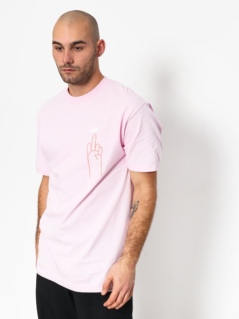 Diamond Supply Co. No 1 Skatecore T-shirt (pink)